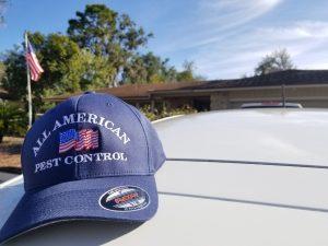 Orlando Pest Control Hat